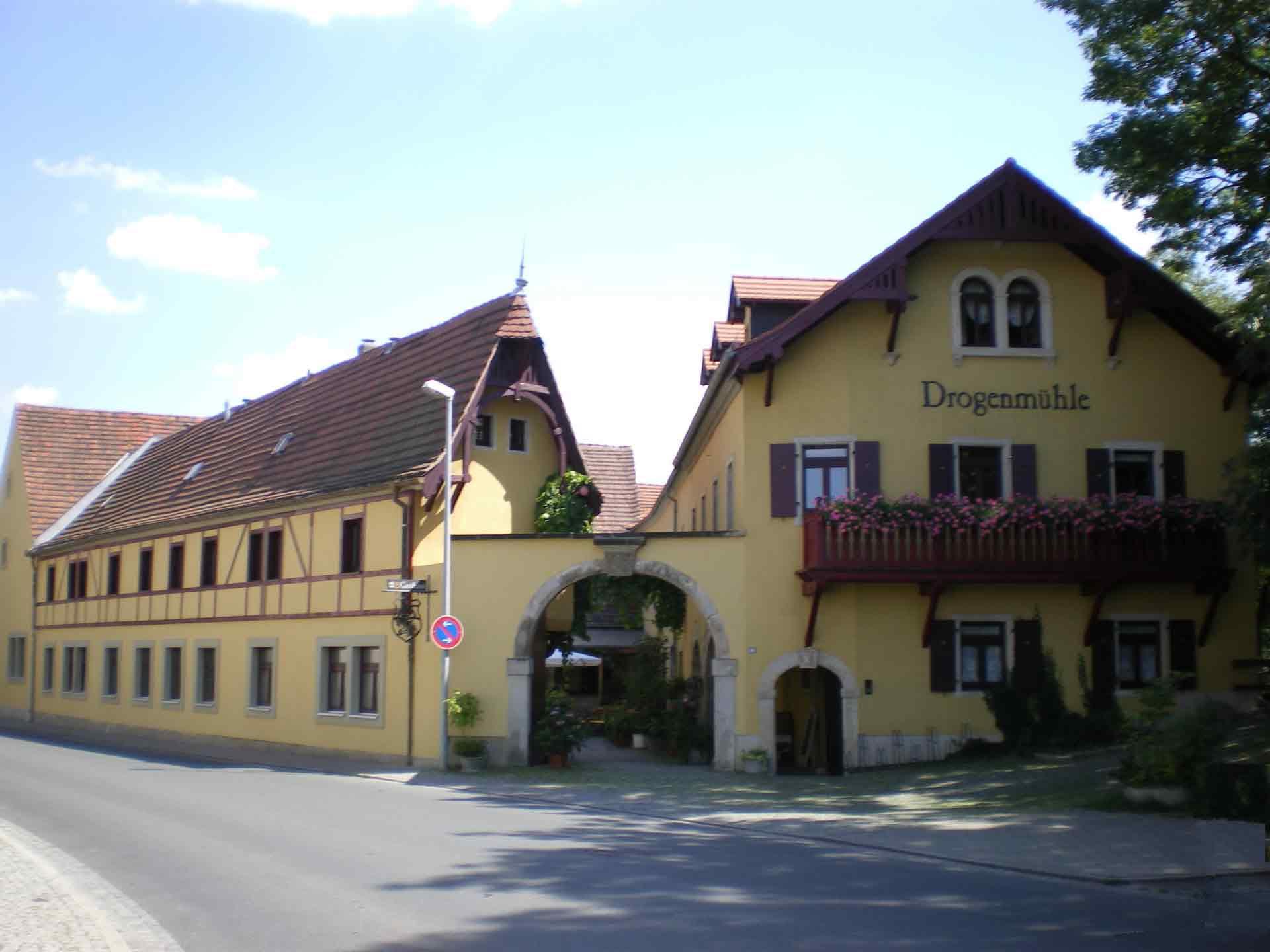 Drogenmühle Heidenau